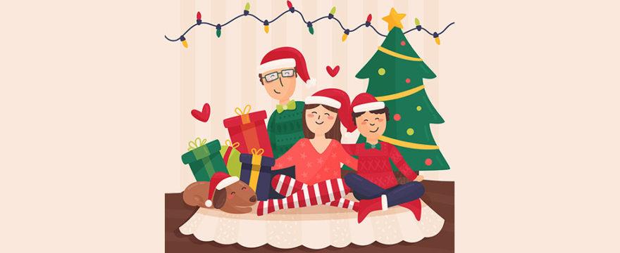 Il Natale è dietro l'angolo!